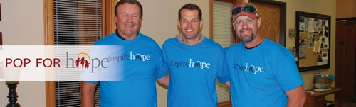 Check out Nate's Pop for Hope!