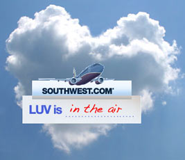 "Southwest Airlines ""luvs"" on families facing terminal illness"